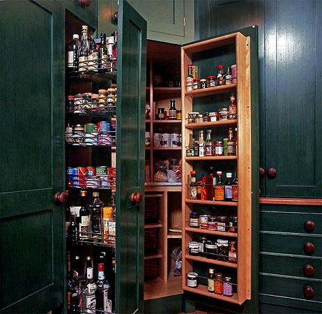 excellent kitchen storage solutions
