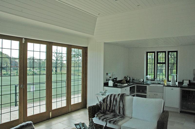Pavillion Interior