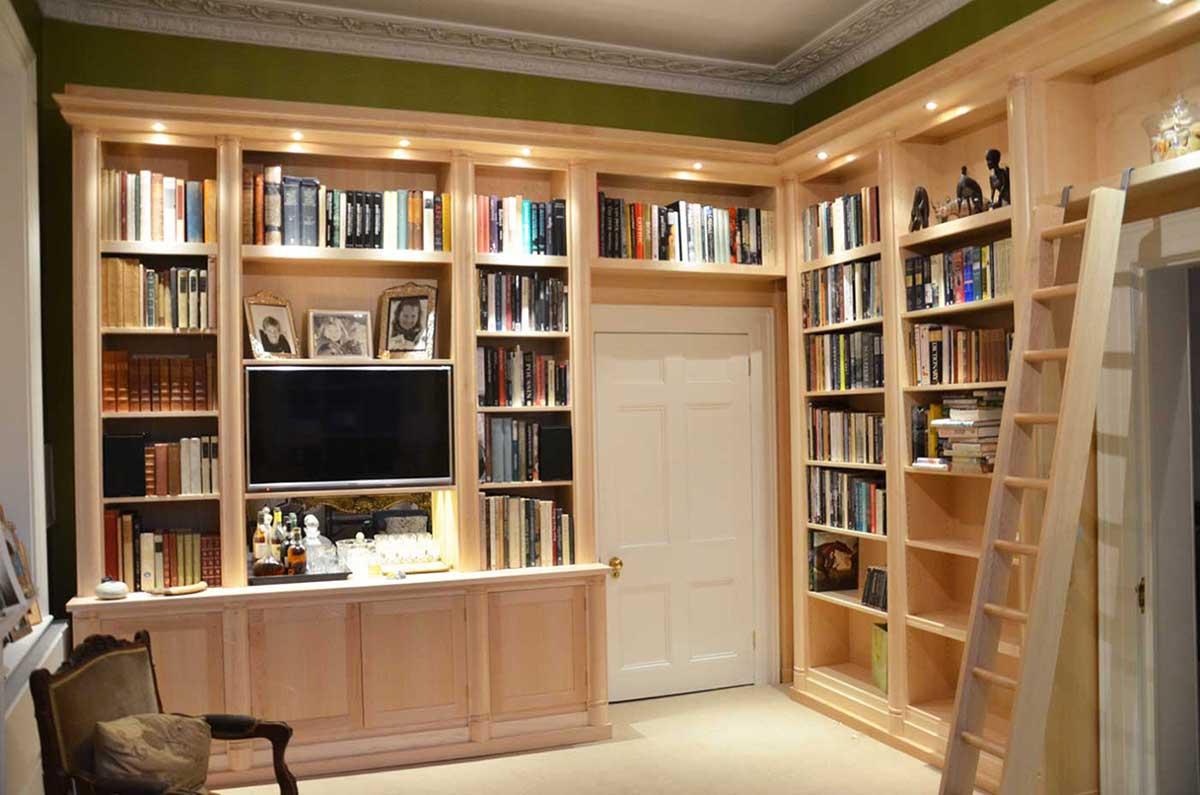 handmade library